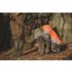 Hurtta Worker Dog Vest XSmall Orange Camo