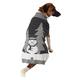 Petrageous Tundras Snowman/Tree Dog Sweater Small