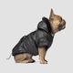 Canada Pooch Urban Wax Black Dog Parka 18