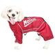 Helios Hurricanine Full Body Dog Coat XSmall Red