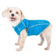 Pet Life Active Racerbark Dog Shirt XSmall Sky