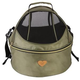 Pet Life AirVenture Panoramic Dog Carrier Olive