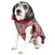 Pet Life Scotty Tartan Plaid Dog Coat XSmall