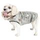Pet Life Luxe GoldWagger Fur Dog Coat XSmall