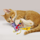 KONG Crackles and Cheez Mouse Cat Toy 2 Pack