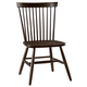 All-American New Orleans Desk Chair in Antique Merlot