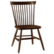 All-American New Orleans Desk Chair in French Cherry