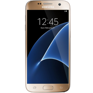About Samsung Galaxy S7 Gold Pre Owned