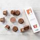 Capsules de chocolat chaud Caffitaly «Ecaffe»