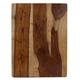 Planche à découper en bois Sheesham 10 x 15 po.