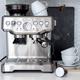 Machine à espresso Breville « Barista Express » inox