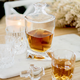 Carafe à whisky « Quadro »