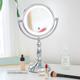 Miroir 10X « Touch Button LED »