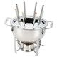 Ensemble de fondue oval par All-Clad