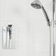 Miroir de douche sans cadre « Viso »