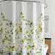 Rideau de douche en tissu « Terrasse »