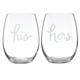 Ensemble de verres à vin«Two of A Kind»parKateSpade