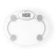 Pèse-personne ovale en verre by BIOS Living