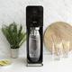 Machine à eau pétillante Sodastream«Source»noire