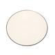 Assiette mini « Colorwave Chocolate » par Noritake