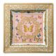 Assiette carré « Butterfly Garden » par Versace