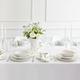 Vaisselle à rebord Sophie Conran«White Porcelain»par Portmeirion