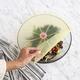 Couvercle étanche en silicone « Lily Pad » par Charles Viancin