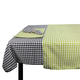Chemin de table « Houndstooth »