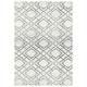 Collection de tapis Vermont Element - blanc et gris