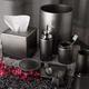 Accessoires de salle de bain collection « Alys » par Famous Home Fashions