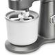 Accessoire pour desserts glacés pour batteur sur socle Cuisinart « Precision Master »