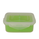 Contenant « Bento On-the-Go » en vert par Kilo Solution