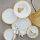 Ensemble de vaisselle 5 pièces «Goldsmith » par Michael Aram