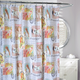 Rideau de douche en tissu «Les Femmes»