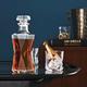 Ensemble pour le whisky 7 pièces Bormioli Rocco « Cassiopea »