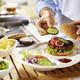 Ensemble de 2 assiettes à burger « Bbq Passion » par Villeroy & Boch