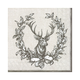Serviettes de table « Country Deer »