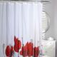 Rideau de douche en tissu « Poppy Fields »