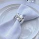 Ensemble de 4 anneaux à serviette de Kate Spade par Lenox