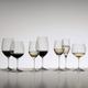 Ensemble de 8 verres à vin « Vinum » par Riedel