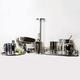 Accessoires pour le bar en acier inoxydable par LC