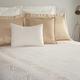 Ensemble couvre-lit réversible « Sofy » par Chéné-Sasseville