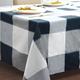 Linges de table « Checkers »