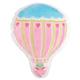 Coussin « Ballon Bonjour »