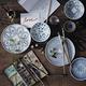 Vaisselle Ellen DeGeneres « Blue Love » par Royal Doulton