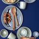 Vaisselle collection « Artisan » par Maxwell & Williams