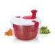 Essoreuse à salade rouge « Veggie »