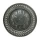 Horloge antique finition argenté par Standa Home Furnishings