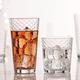 Ensemble de 12 verres « Honeycomb » par Pasabahce