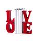 Serre-livre « Love » par Torre & Tagus